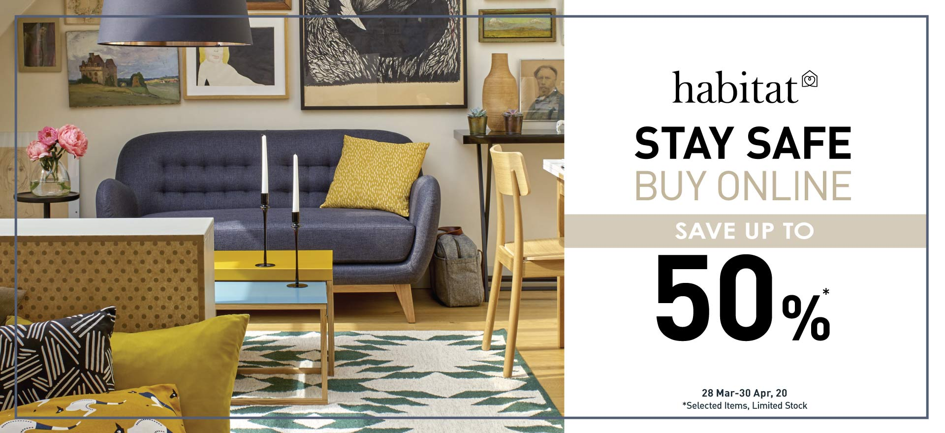 Habitat Stay Safe buy Online