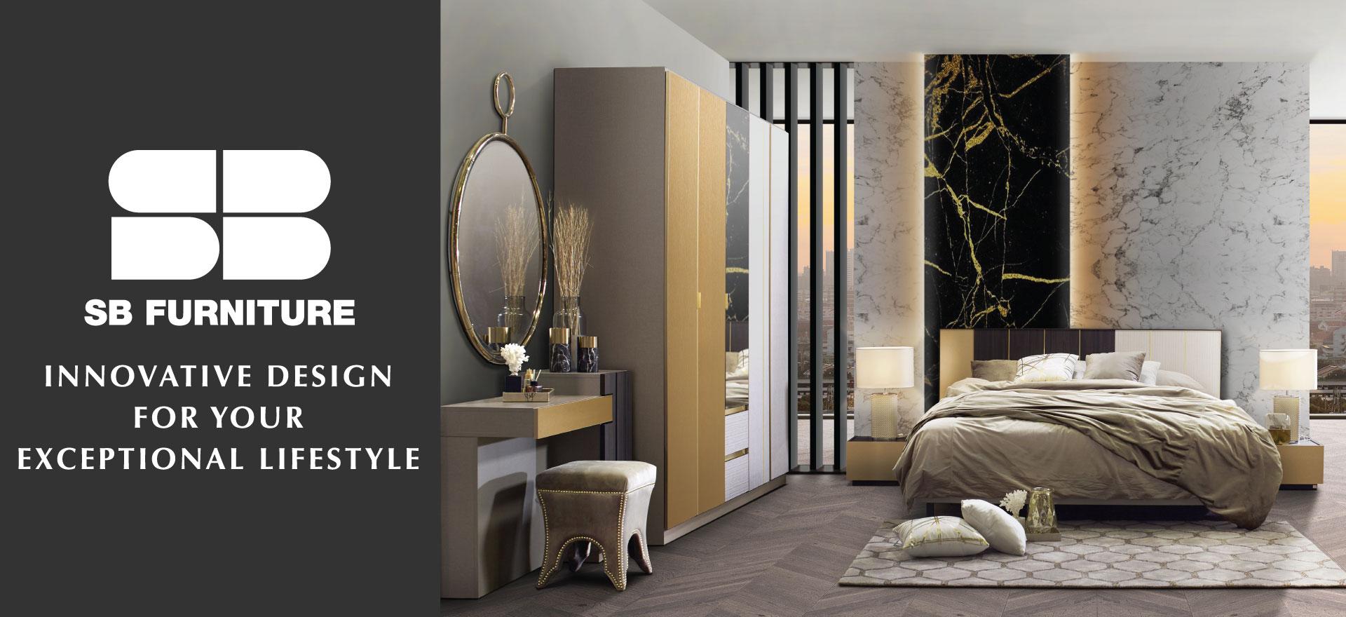 SB Furniture Catalog 2019