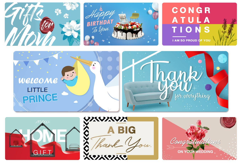 e-gift-variety-card